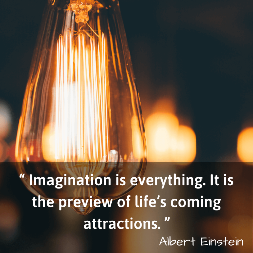 Life Changing Quotes-Imagination is everything. It is the preview of life's coming attractions- Albert Einstein
