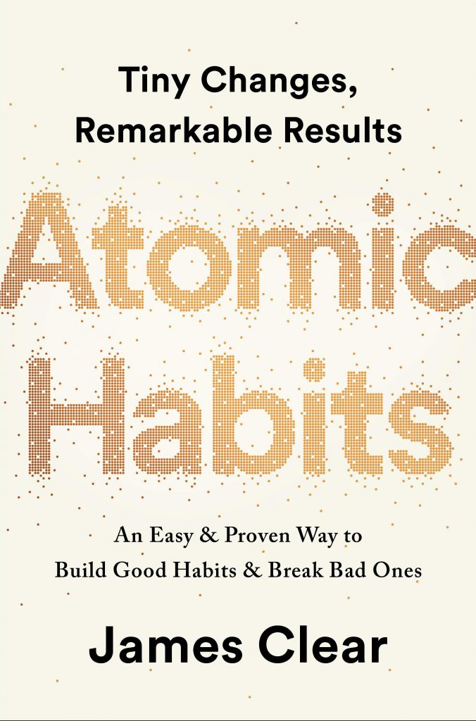 Best Self Help Books Atomic Habits James Clear