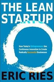Best Self Help Books Lean Startup by Eric Ries