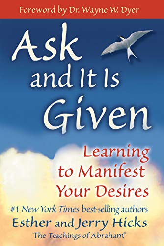 Best Self Help Books Personal Development Ask and It Is Given By Esther and Jerry Hicks