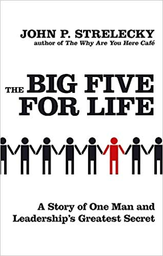Best Self Help Books The Big Five For Life