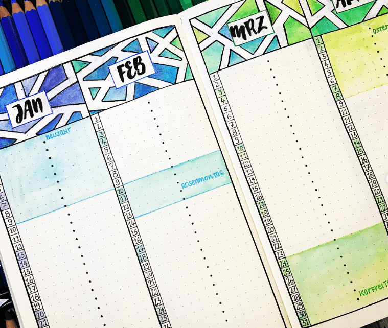 future log layout by isabelhoops