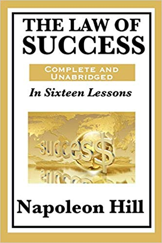 Best Self Help Books the law of success in 16 lessons by napoleon hill